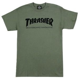 Thrasher Tops - Thrasher tee FINAL PRICE